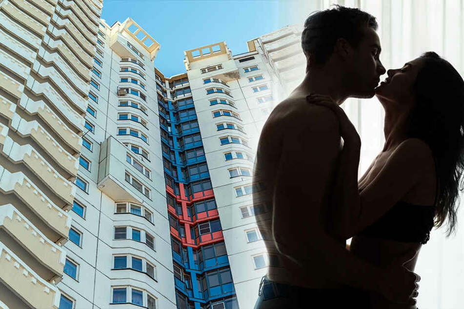Paar stürzt während Sex aus 9. Stockwerk, Frau stirbt: Unglaublich, was ihr Freund dann tut