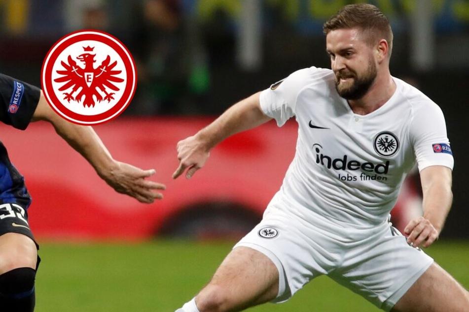Quartett buhlt um Marc Stendera von Eintracht Frankfurt