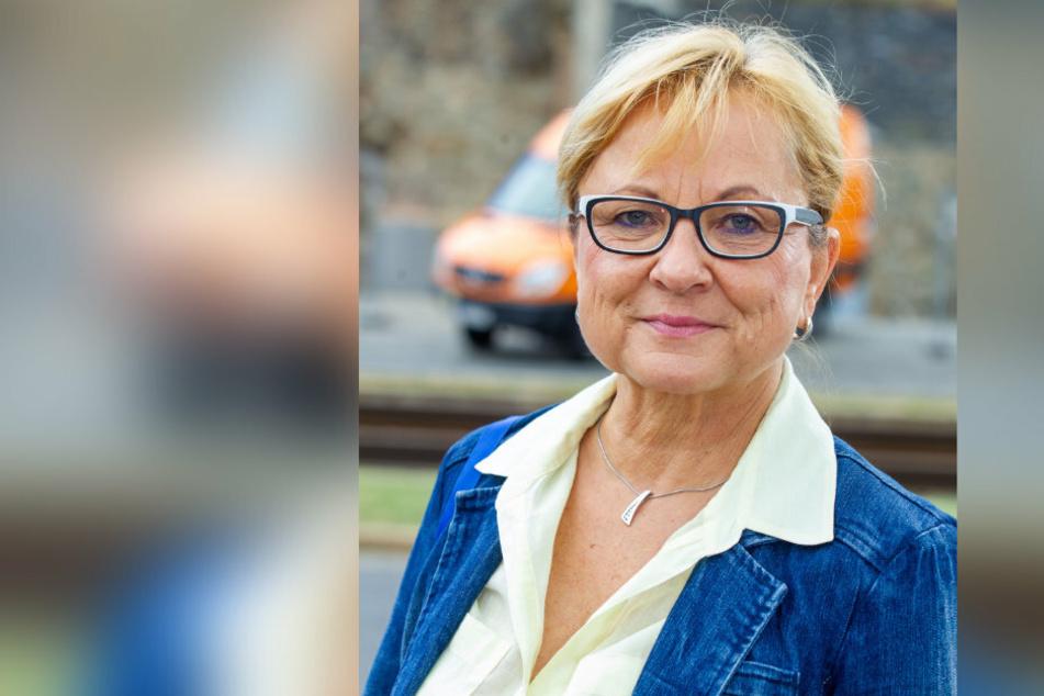 Stadtsprecherin Silvia Weck (51) hofft, dass eine Evakuierung vermieden werden kann.