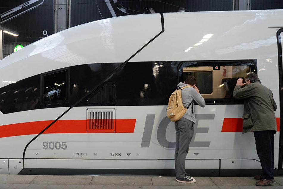 Der ICE-4 ist das derzeit modernste Hochgeschwindigkeitsfahrzeug im Fuhrpark der Deutschen Bahn.