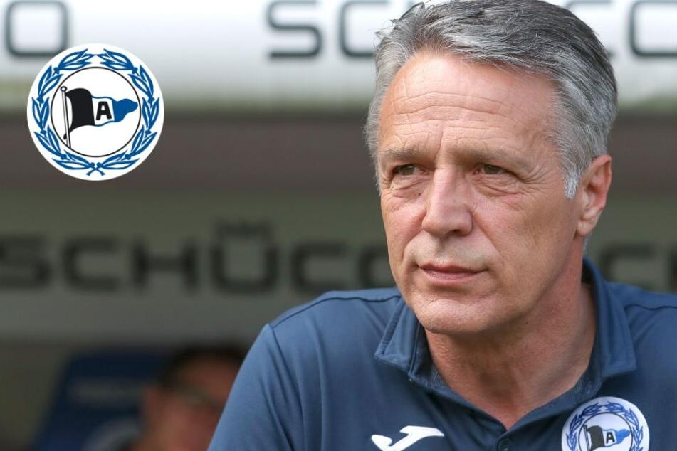 """""""Der erste Spieltag hat seine eigenen Gesetze"""": DSC-Trainer ist vor Saisonstart angespannt"""