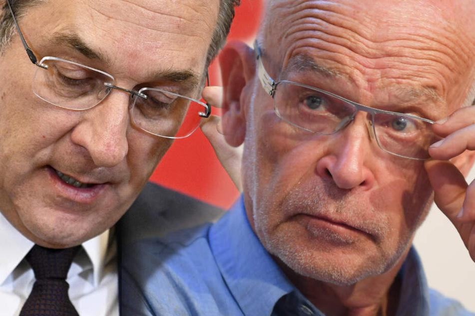 Wer steckt hinter dem Strache-Video? Wallraff lobt den Coup!
