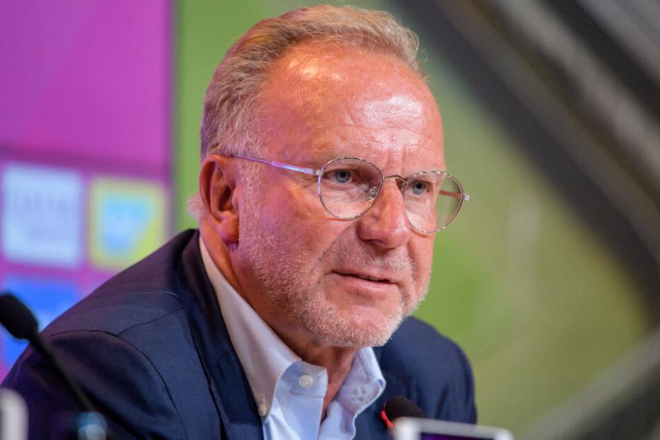 Karl-Heinz Rummenigge hat sich über eine mögliche Verlängerung mit Robert Lewandowski geäußert.