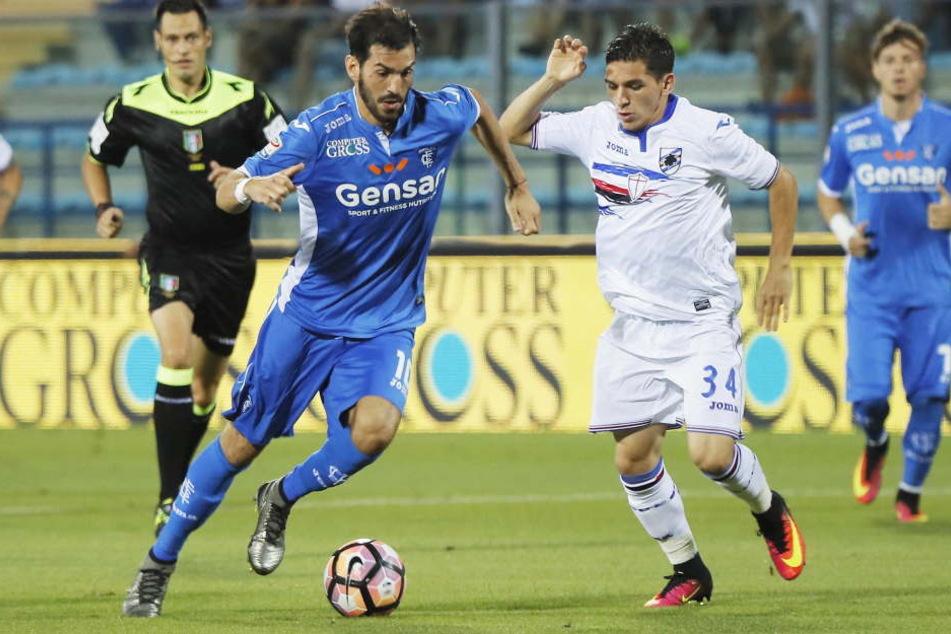 Den im Sommer zum FC Liverpool abwandernden Naby Keita (22) könnte Lucas Torreira (21) 1:1 ersetzen. Aber zahlt RB 25 Millionen Euro für ihn?