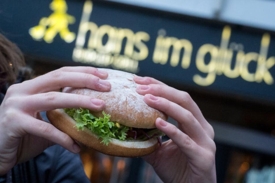 Einmal reinbeißen bitte! Hier kommt der Burger der Zukunft.