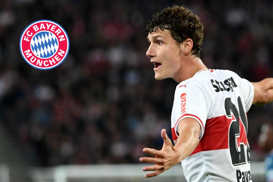 Pavard-Transfer perfekt! Bayern schnappt sich Stuttgarts Weltmeister