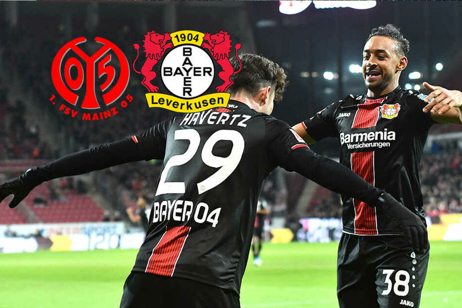 Torfestival unter Flutlicht: Leverkusen überrollt Mainz!