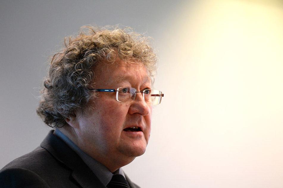 Den politischen Analysen von Werner Patzelt wird in Deutschland viel Gehör geschenkt.