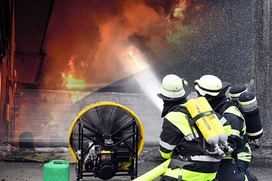 Beim Brand im einstigen Premierenkino der DDR wurde niemand verletzt. (Symbolbild)