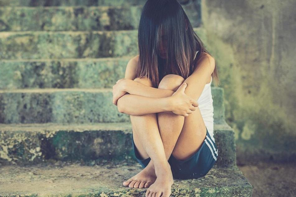 Das Mädchen schwieg zu der Tat (Symbolbild).