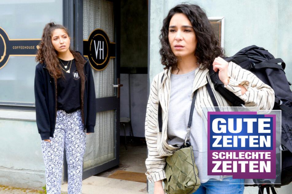 Shirin steigt bei GZSZ aus: Lässt sie alle im Stich?