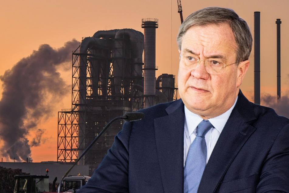 """Armin Laschet will neues Klimaschutzgesetz umsetzen, FDP wettert dagegen: """"Völliger Wahnsinn"""""""