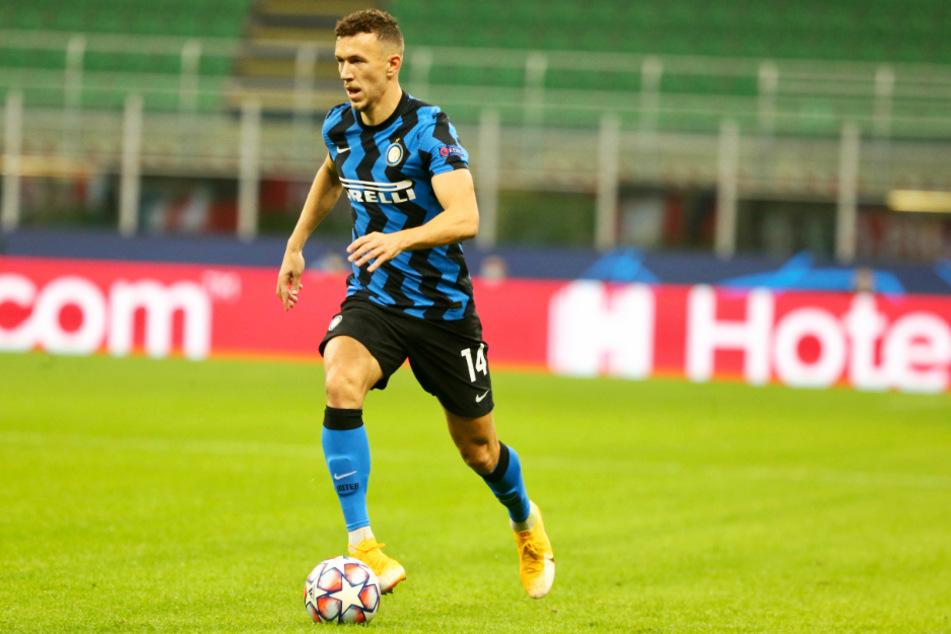 Ivan Perisic (31) kommt bei Inter Mailand zwar regelmäßig zum Einsatz, ist aber nicht in absoluter Topform.
