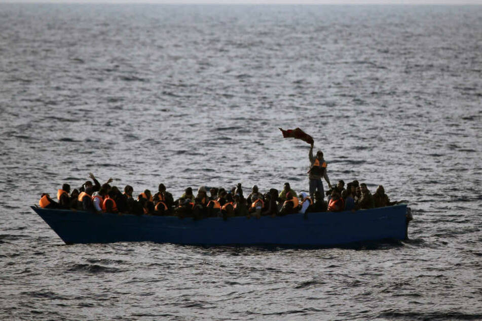 Noch nie seit dem Zweiten Weltkrieg waren so viele Menschen auf der Flucht. (Archivbild)