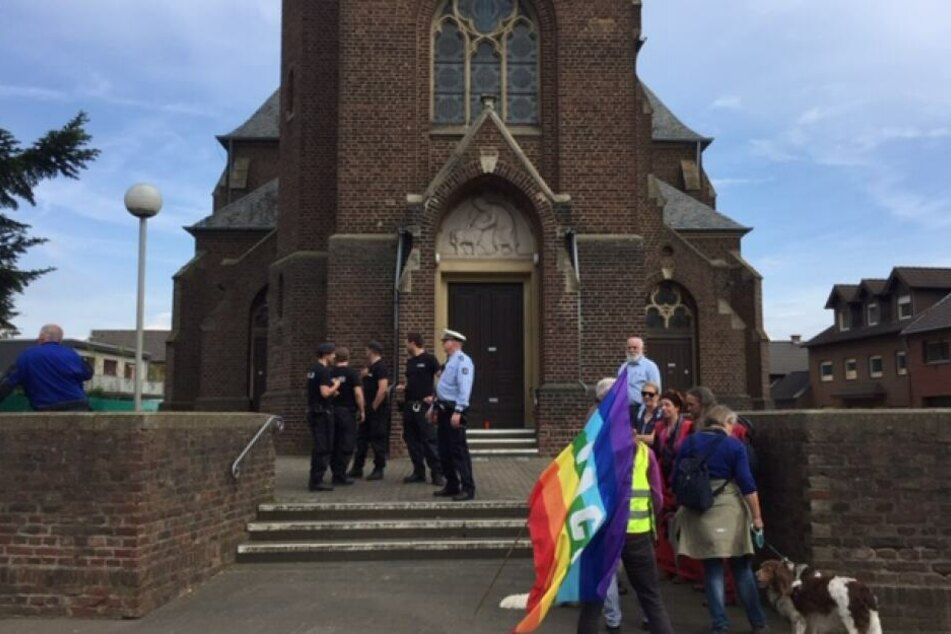Die Kirche in Kerpen-Manheim wird in wenigen Jahren sehr wahrscheinlich abgerissen.