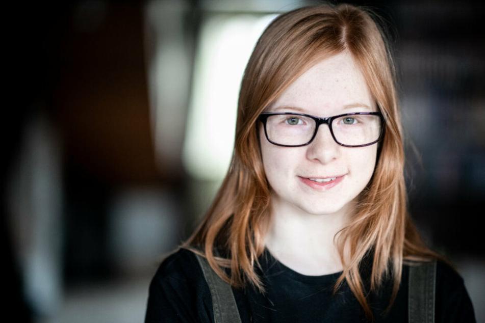 Die 14-Jährige Zoe bekommt die Rettungsmedaille des Landes NRW.