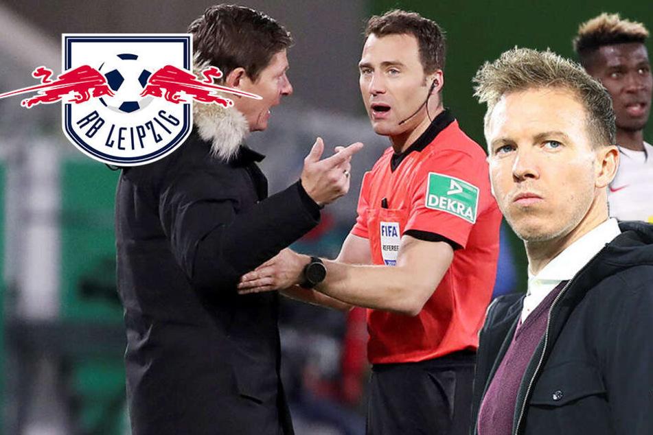 """Ärger über RB Leipzigs Hand-Tor bei Pokal-Gala: """"Wird in der Bundesliga abgepfiffen"""""""