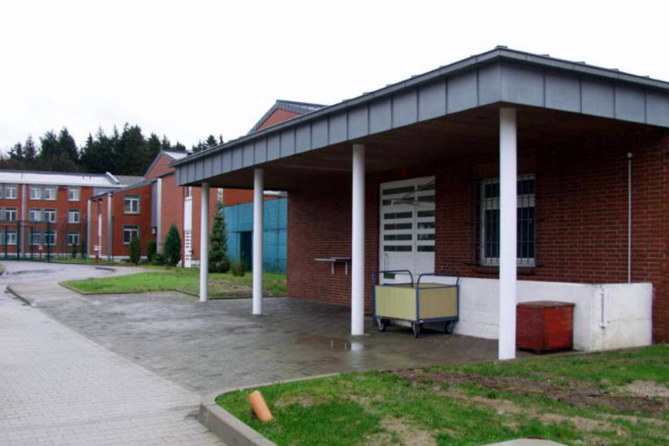 Die Abschiebehaftanstalt in Büren steht in der Kritik.