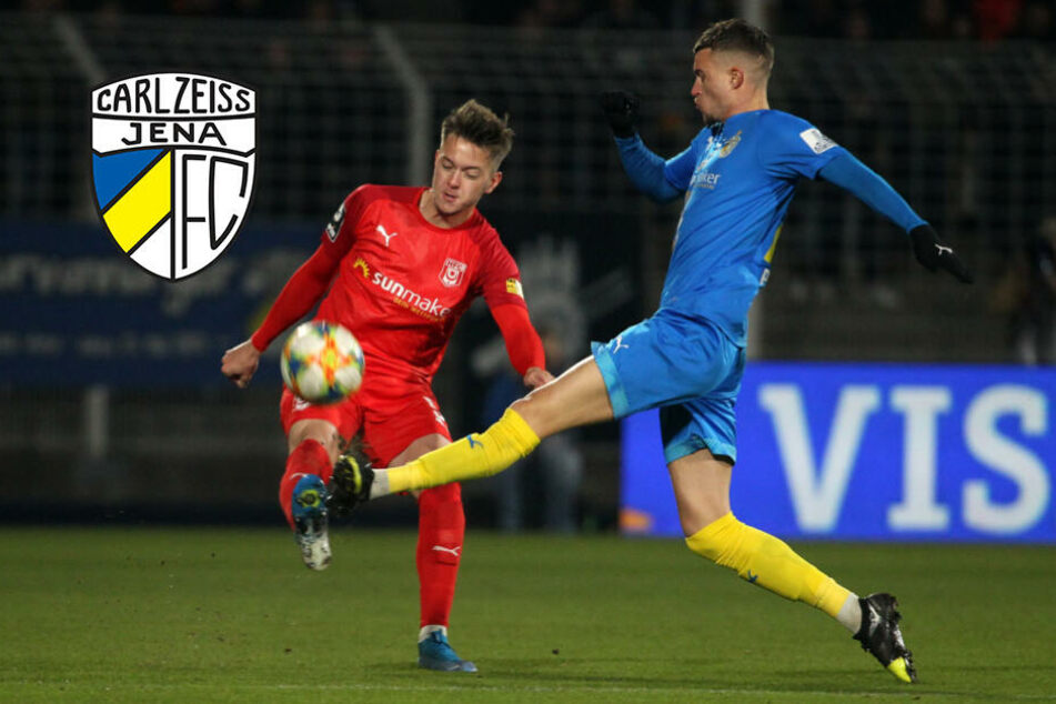 FC Carl Zeiss Jena kassiert Pleite gegen Halle: Fans wollen Innenraum stürmen