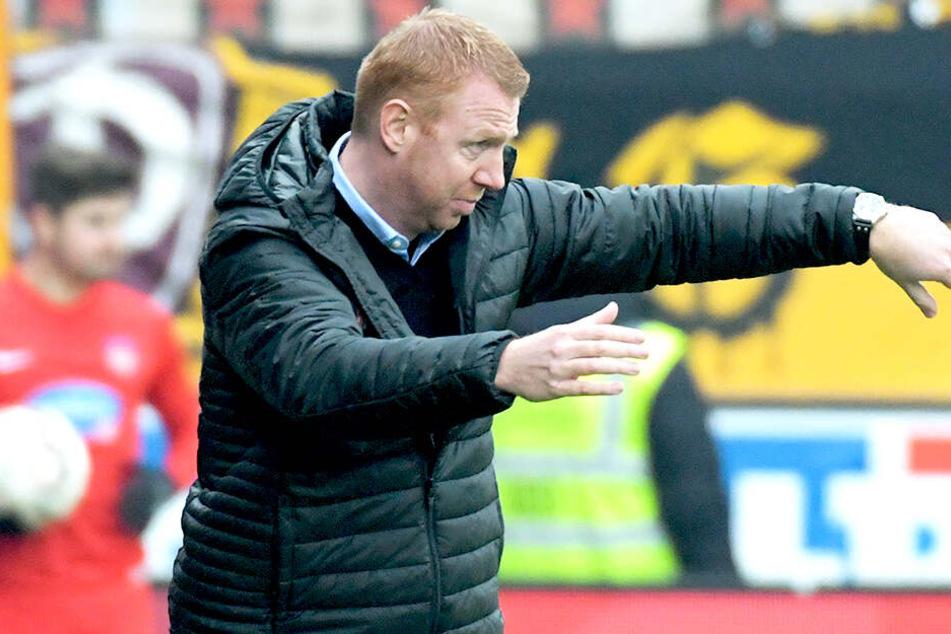 Maik Walpurgis weiß um die Vielseitigkeit seines Neuzugangs aus Dortmund.