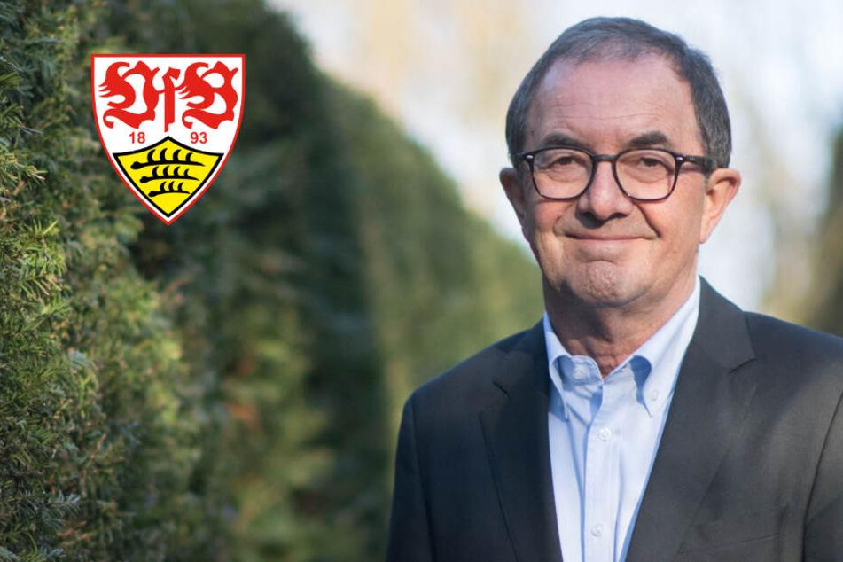Wolfgang Dietrich unter Beschuss: Das sagt Ex-VfB-Präsident Erwin Staudt