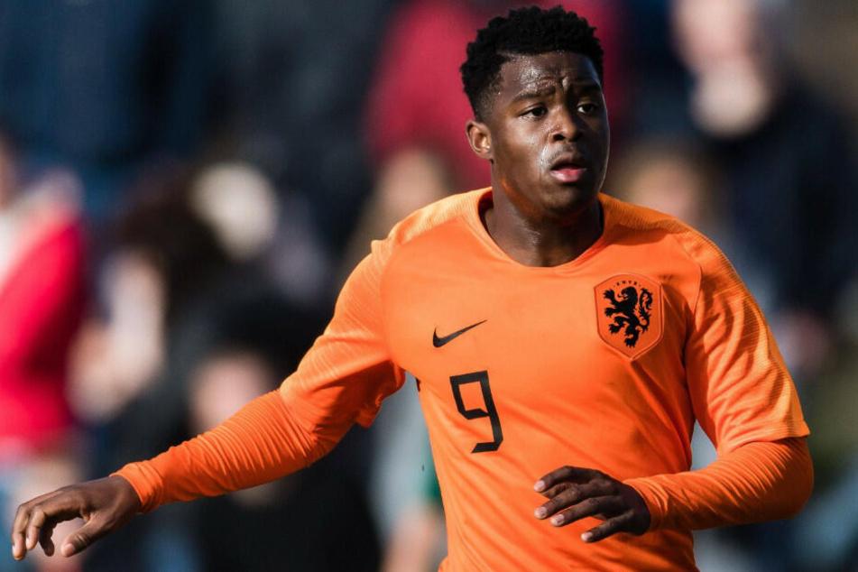 Daishawn Redan wechselte vor zwei Jahren aus der Jugend von Ajax Amsterdam zum FC Chelsea.