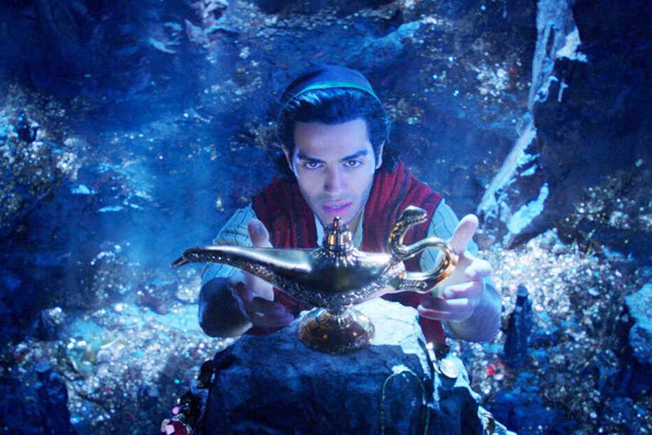 """""""Aladdin"""" soll insgesamt ein grundsolider Film sein."""