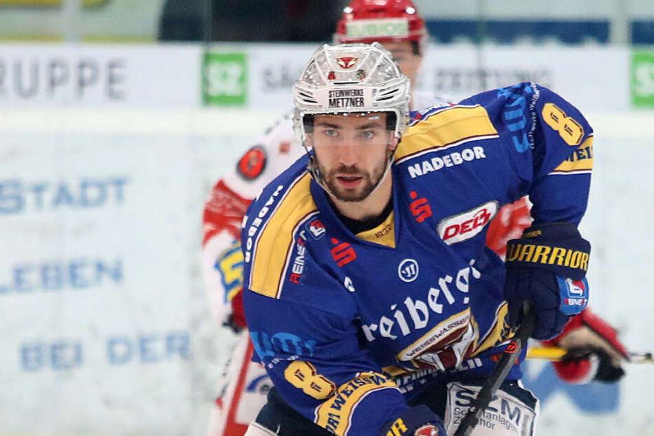 Doping-Sperre in der DEL2! Eishockey-Spieler Boiarchinov unter Schock