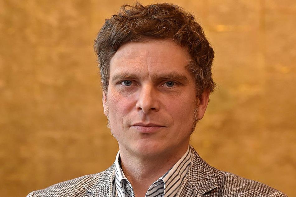 Grünen-Chef Thomas Löser (45) will zwei Unternehmen umsiedeln.