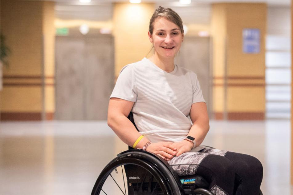 Kristina Vogel stürzte im Training im Sommer 2018 schwer.