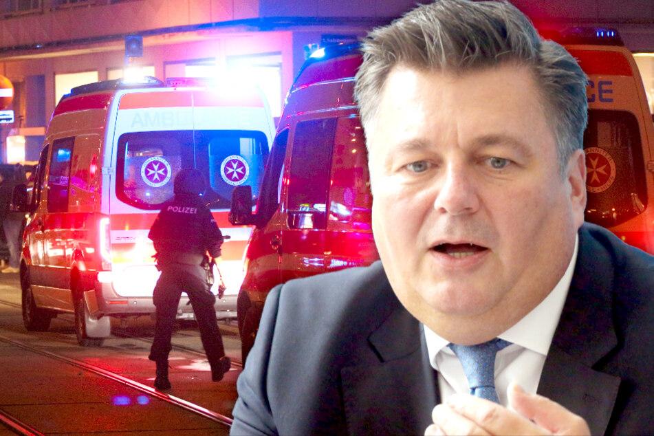 """Islamistischer Terroranschlag in Wien: Berlin reagiert mit """"verstärkter Wachsamkeit"""""""