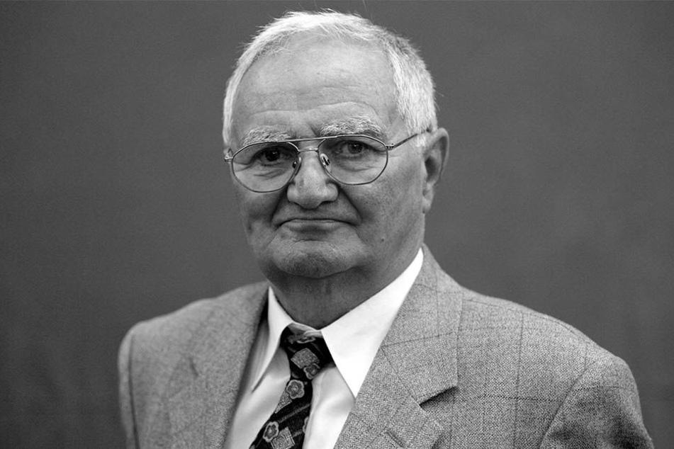 Der 82-jährige Leipziger starb nach schwerer Krankheit im Kreis seiner Familie. (Archivbild)