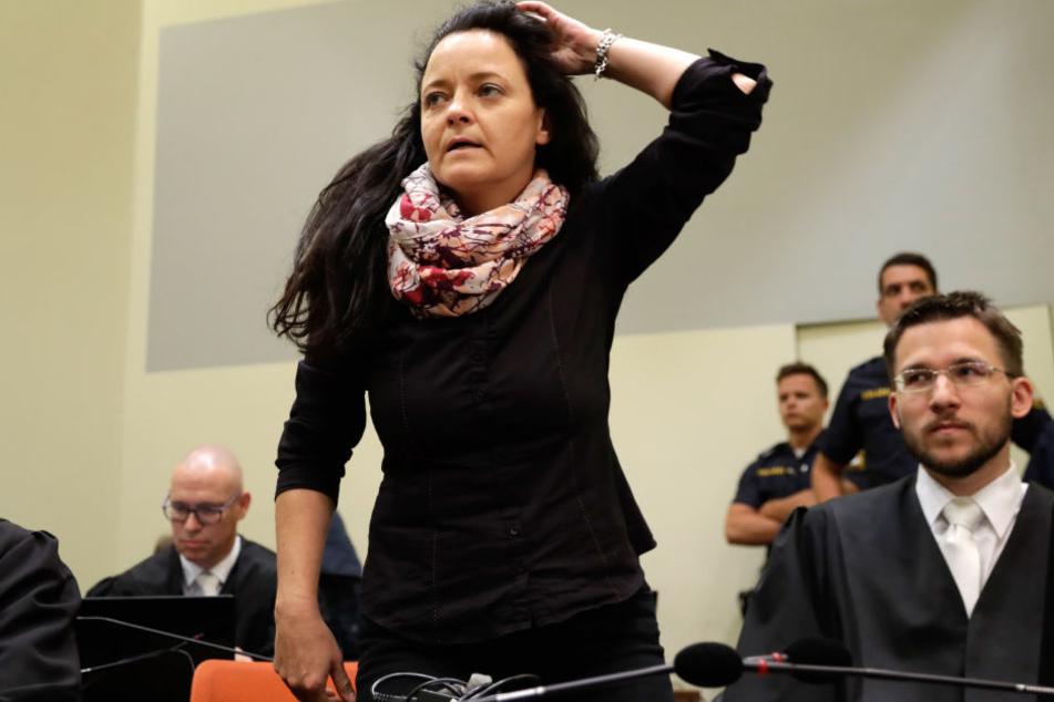 Zschäpe meldet sich vor NSU-Urteil noch einmal selber zu Wort