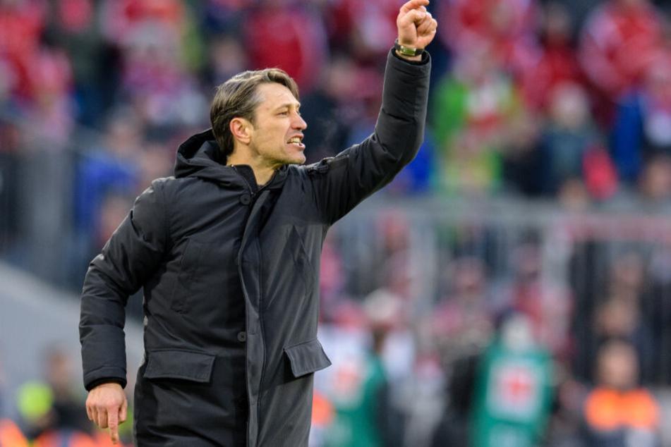Niko Kovac will sich nicht mehr zu den Bayern-Bankdrückern äußern.