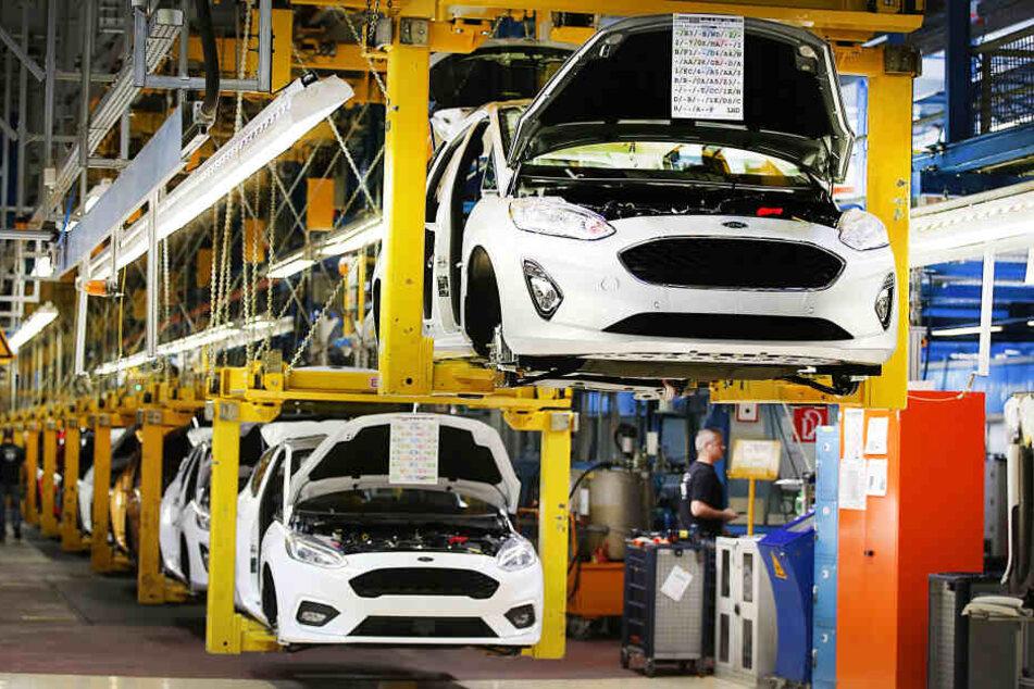 Ford mit großen Verlusten in Europa: Stellenabbau in Köln!