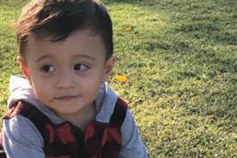 Der kleine Elijah wurde gerade einmal zwei Jahre alt.