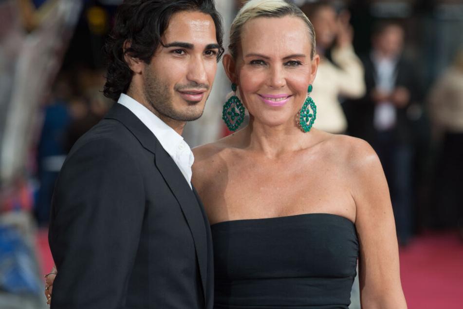 Natascha Ochsenknecht (54) und Umut Kekilli (35) waren von 2009 bis 2017 ein Paar.