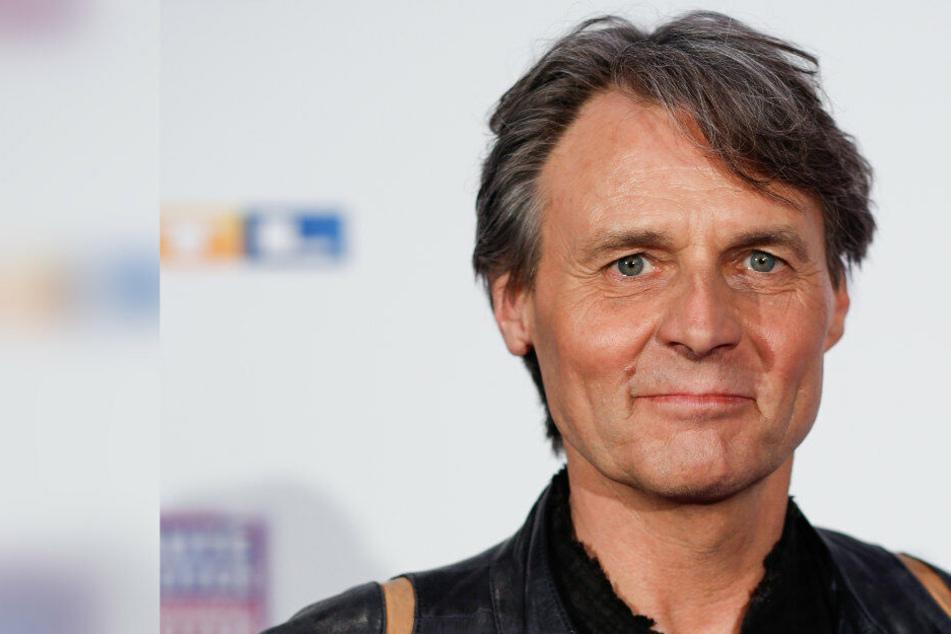 Spielt den GZSZ-Schurken Jo Gerner: Schauspieler Wolfgang Bahro (59). (Archivbild/Bildmontage)