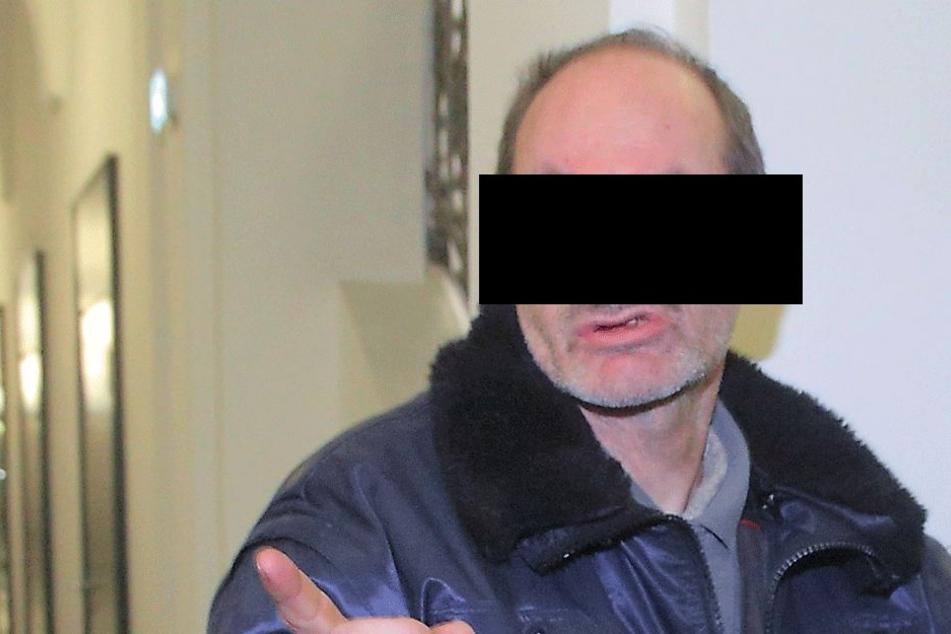Michael M. (55) hat laut Anklage im Netz üble Hetze verbreitet.
