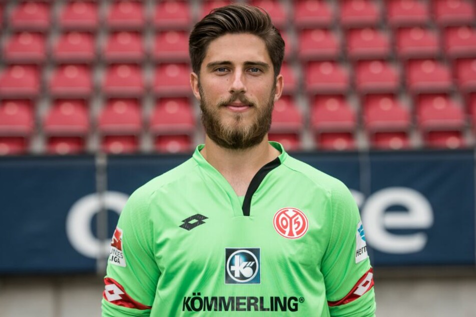 Jannik Huth (25) steht kommende Saison beim SCP im Kasten.