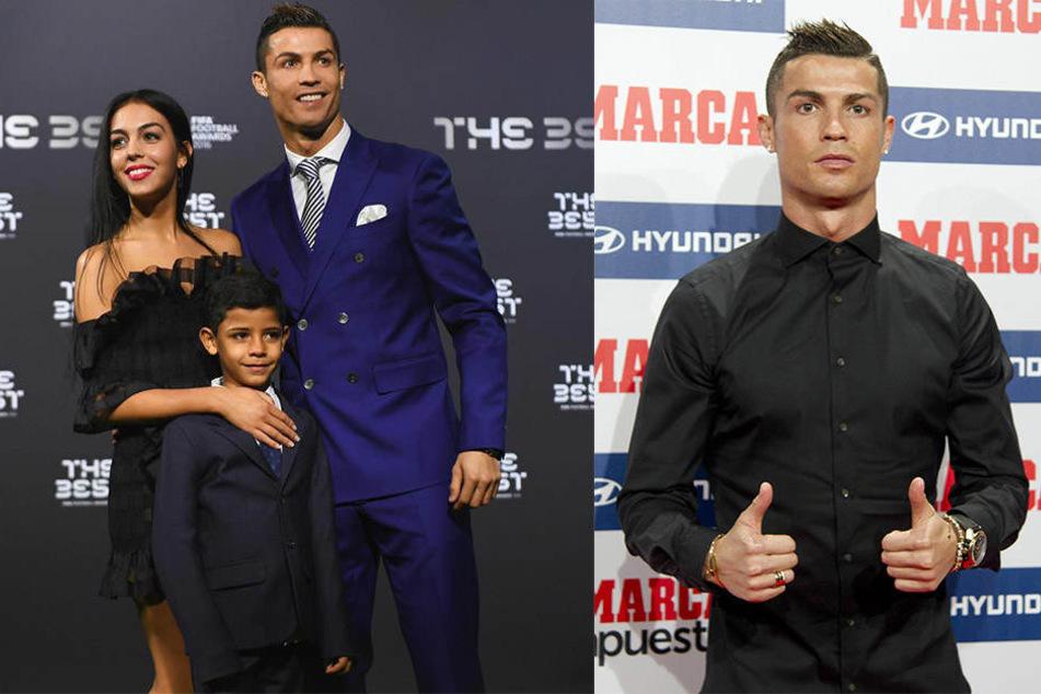 Hochzeitsgerüchte: Ist Cristiano Ronaldo bald unter der Haube?