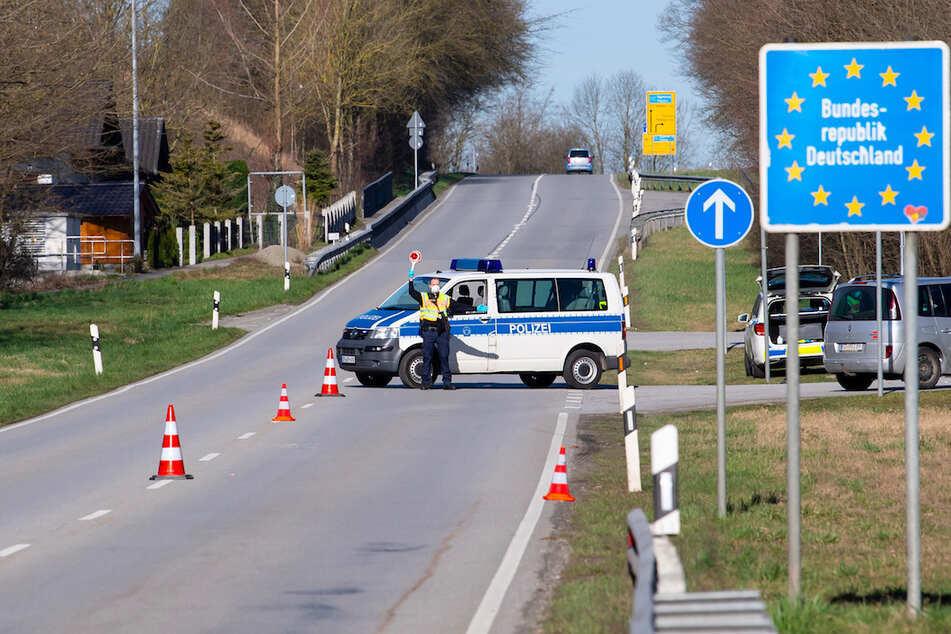 Auch an der bayerisch-österreichischen Grenzen wurden die Ausreisebedingungen für Tirol verschärft. (Archiv)