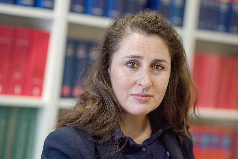 Seda Basay-Yildiz, die Anwältin des möglicherweise rechtswidrig nach Tunesien abgeschobenen Islamisten Sami A.