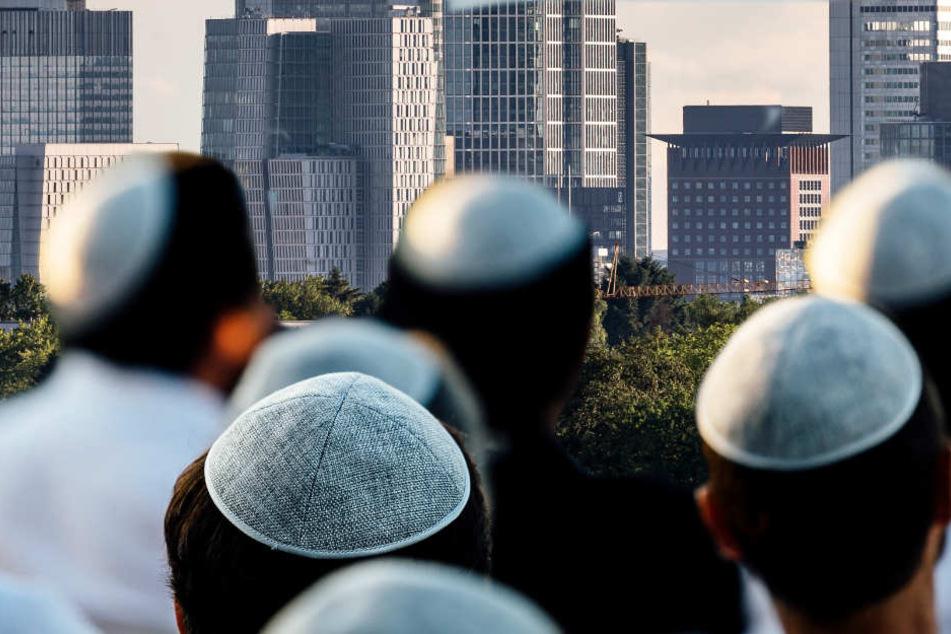 Am 14. Mai sind alle Männer in Frankfurt dazu aufgerufen, eine Kippa zu tragen (Symbolbild).