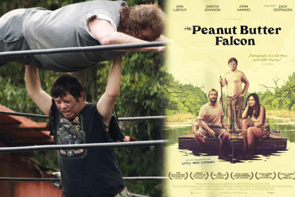 """""""The Peanut Butter Falcon"""" ist einer der schönsten Filme des Jahres!"""