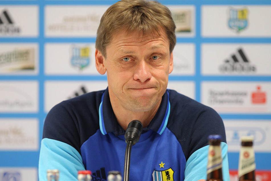 Kein Rückhalt, keine Unterstützung, keine Zukunft beim CFC: Sven Köhler verabschiedet sich in der kommenden Woche von den Himmelblauen.