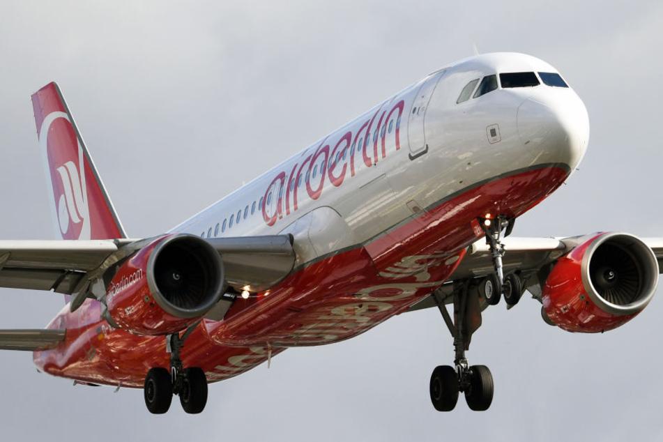 Offenbar kann die insolvente Fluggesellschaft Air Berlin den Millionenkredit vom Bund innerhalb einiger Jahre zurückzahlen (Symbolbild).