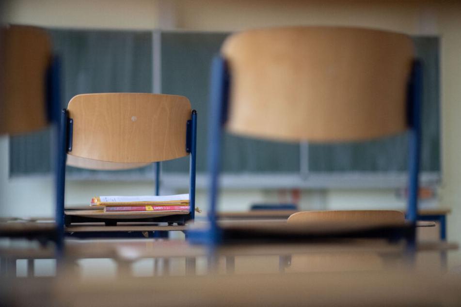 """Seit Freitag ist in Lengenfeld an der Grundschule """"Am Park"""" der Unterricht ausgefallen. (Symbolbild)"""