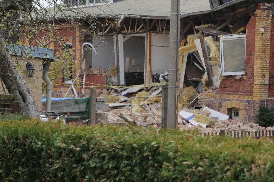 Warum ist vor drei Wochen eine sächsische Autowerkstatt explodiert?