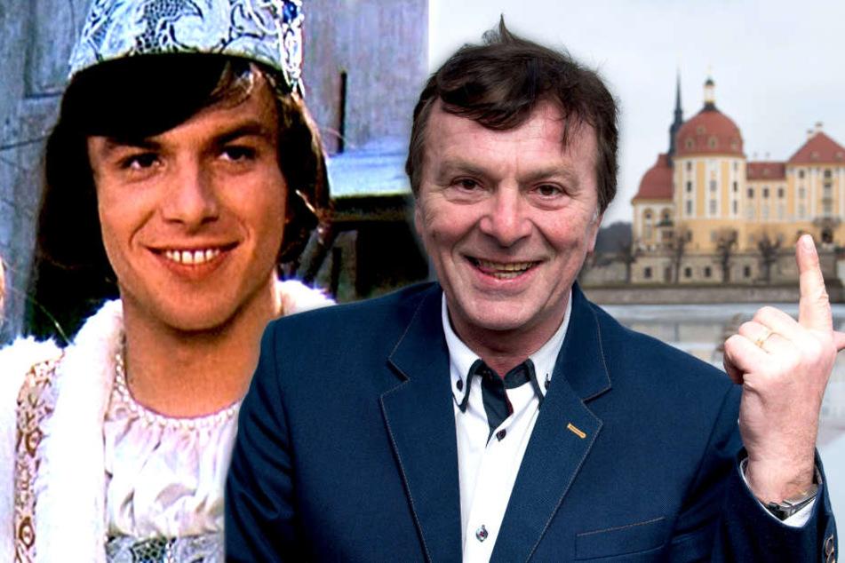 Endlich! Aschenbrödels Prinz zurück in Moritzburg
